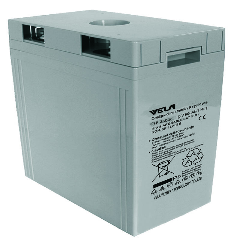 CFP2600G 2V 600Ah Best Deep Cycle Battery