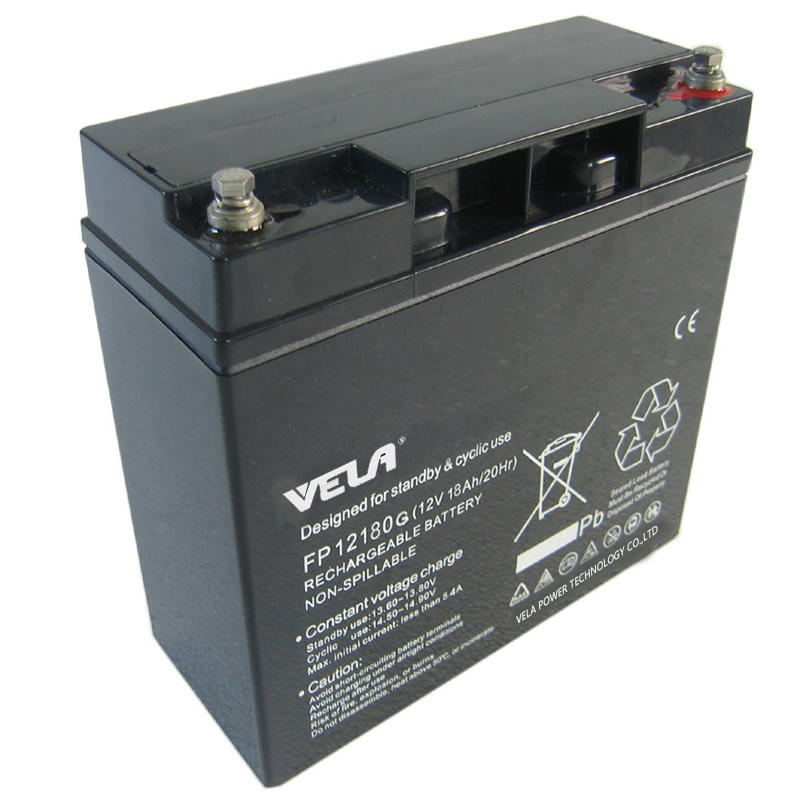 FP12180G 12V 18Ah Small Deep Cycle Gel Battery