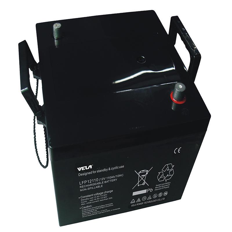 LFP12110G 12V 110Ah Solar Gel Batteries