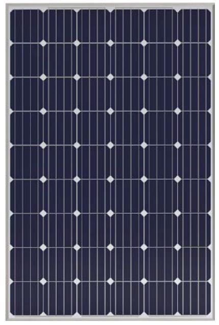 MONO SOLAR MODULE 156' 260-285W
