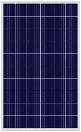 POLY SOLAR MODULE 156' 270-290W