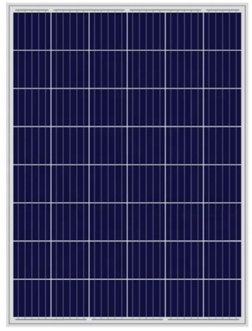 POLY SOLAR MODULE 156' 210-230W