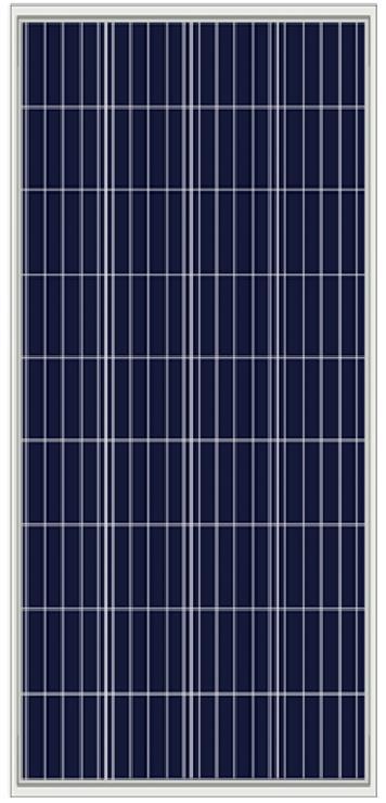 POLY SOLAR MODULE 156' 150-165W