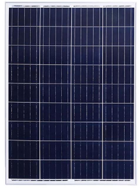 POLY SOLAR MODULE 156' 100-115W