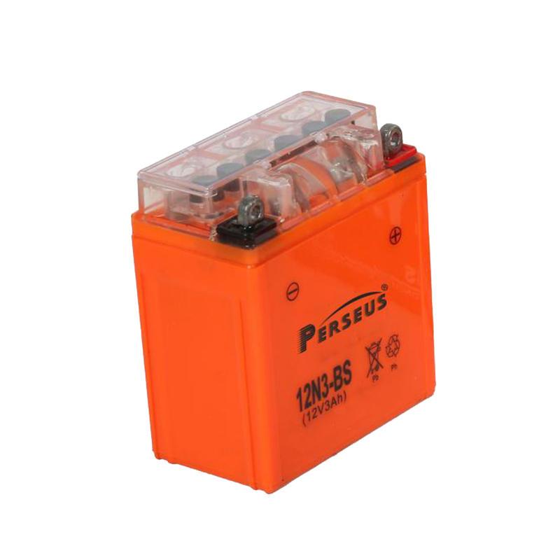 12N3 12volt 3ah Small type motorbike battery gel